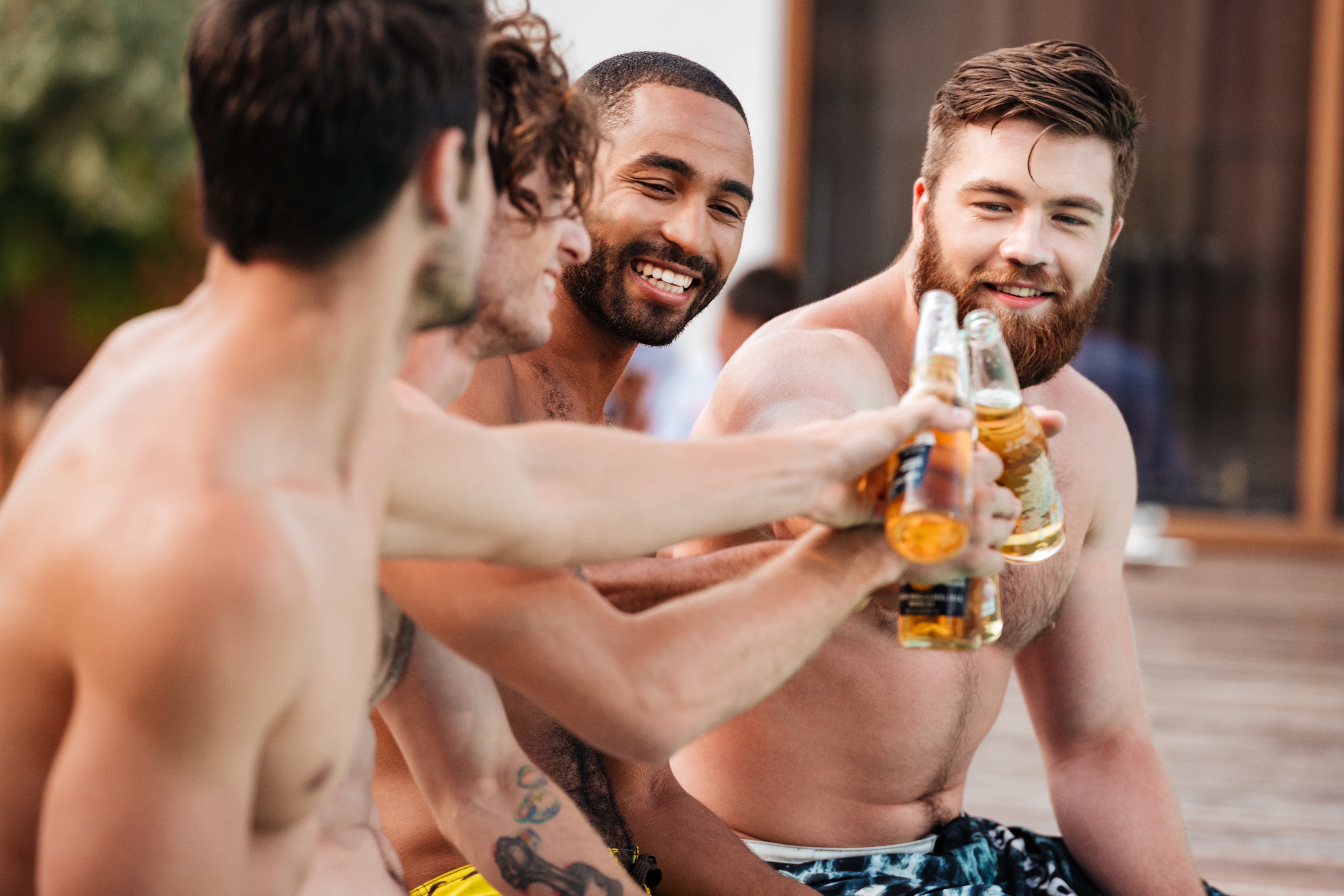 RESEARCH SAYS BINGE DRINKING MAY CAUSE CARDIOVASCULAR DISEASE AND STROKE